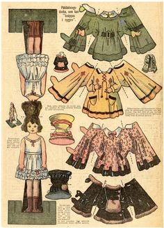 picasa, bobe green, vintage paper dolls, hellodolli, papers, vintag paperdol, free printabl, danishes, danish paper