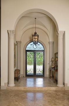 Doors on pinterest interior doors mediterranean style for Mediterranean style front doors