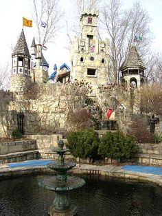 While searching google, I ran across Kracht Castle. It's very interesting.   More info here:   http://www.kansastravel.org/krachtcastle.htm  Junction City,Kansas