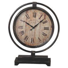 Cabot Desk Clock. #FADSWinterWarmer #Winter