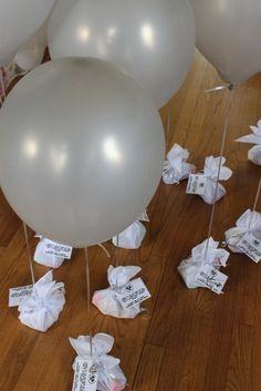 Parachute idea