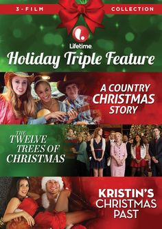 Okay.... the only one that is worth watching is the twelve trees of Christmas ... but it is worth getting just for that one