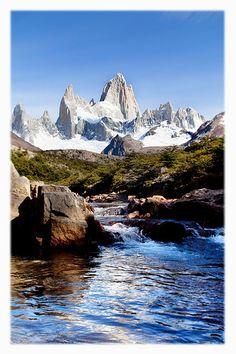 Argentina, Patagonia, Mt. Fitzroy