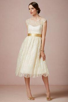 Queen Anne Dress from BHLDN