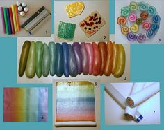 Making pearl beads - Tutorial by klio1961, via Flickr