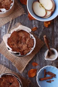 fall photography, breakfast muffins, appl cake, food, apple cakes