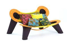 Madame Dakar #design by Bibi Seck and Ayse Birse for Moroso #africa