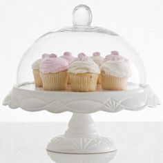 lovely cupcake dome