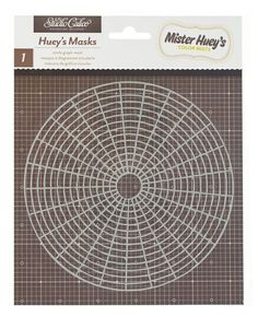 Circle Graph Huey's Mask by Studio Calico - Two Peas in a Bucket