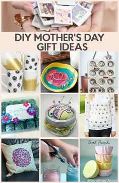 Mother's Day is a time when we should really show our moms how  much we appreciate them, but sometimes trying to find the perfect Mother's Day  gift is difficult. That's why we've rounded up some great DIY Mother's Day gift  ideas that are sure to wow her! #mothersday  #mothersdaydiycrafts #mothersdaygifts #gifts #giftideas #giftsformom  #giftsforher #crafts #teen #teens #teencrafts #craftsforteens  #craftideasforteens