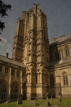 Wells Cathedral, Somerset,