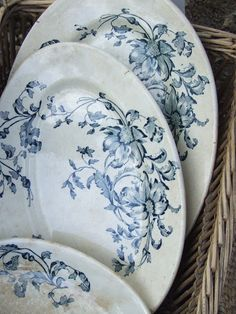 I love transferware!