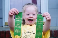 Special Olympics. So sweet!!