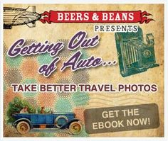 Seductive ebook about taking better travel photos.