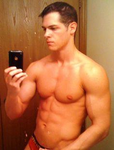 Sexy muscle guys handsom god, muscl, mirror man, god god, hunk men, hot guy, celphon camera, man handsom, guy sexi