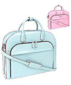 McKlein Wilmette Women's Leather Briefcase