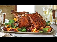 ▶ Selecting a Turkey | Planning your Thanksgiving dinner is a breeze! Test Kitchen Director Robby Melvin tells you what to look for when shopping for the perfect turkey. | SouthernLiving.com