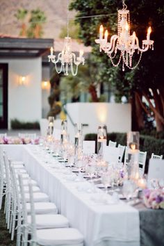 grey, white + pink ~ Photography: Happy Confetti // Event Coordination: The Bride and I