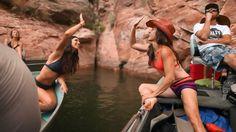 """Neat looking climbing destination. """"Desert Flight: A Climbing Mom's Vacation"""""""