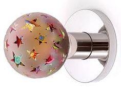 Starry doorknob
