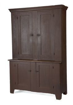 stepback cupboard