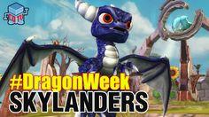 Skylanders DRAGON WEEK Dark Spyro #skylanders #spyro #collecting #toys #dragonweek