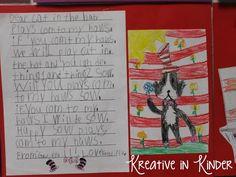 Seuss Week:  Letters!