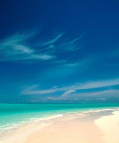 Beauty and the beach, Turks and Caicos
