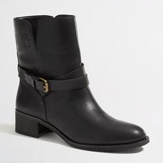 J.Crew Factory - Factory Bayley buckle boots
