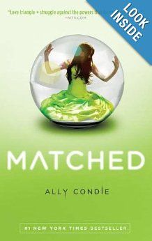Matched: Ally Condie: 9780142419779: Amazon.com: Books