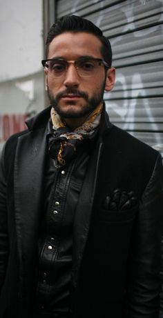 Street Style 2012 (Paris Mens Fashion Wk)