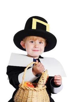 great ideas for thanksgiving costume  easy paper pilgrim costume ideas
