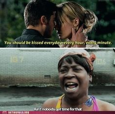 nicholas sparks, romantic movies, sweet brown, funni, make time, zac efron, reality check, true stories, funny memes