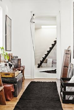 Méchant Studio Blog: Black and White in Sweden