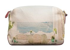 Positano View Canvas Beauty Case