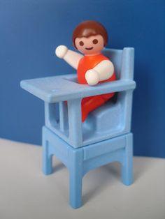 I playmobil on pinterest - Chaise cuisine haute ...