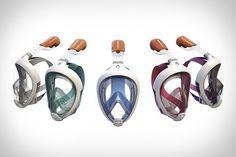 Easybreath Snorkeling Mask -