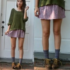 sweater, everyday wear, indie fashion, indi fashion, girl fashion, the dress, fall outfits, indie dress, friend