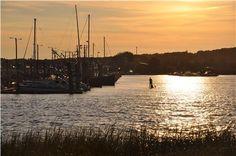 Sunset in Wellfleet, MA Cape Cod