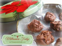 Millionaire Fudge {Granny's Recipe Revisited}