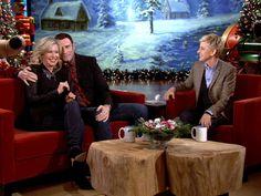 John Travolta and Olivia Newton-John Talk 'Grease'!