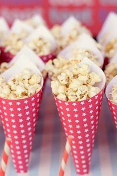 Great popcorn idea...