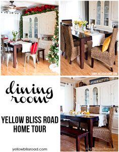 Home Tour @ Yellow B