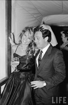 with christie brinkley, his 2nd wife
