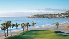 One Palmilla: The Jack Nicklaus�designed 27-hole golf course overlooks the ocean, mountains and desert.