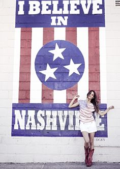 There's so much to love about The USA..especially Nashville :)