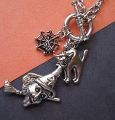 $17.00.  LOVE THIS HALLOWEEN NECKLACE http://www.etsy.com/listing/164017219/halloween-necklace?ref=shop_home_active