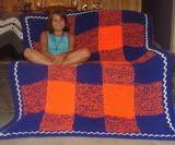 Inspired Crochet Design: FREE PATTERN - Lumberjack Flannelghan