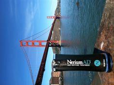 NeriumAD at the Golden Gate Bridge!