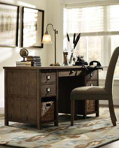 Bramley Computer Desk - Computer Desks - Home Office - Furniture |